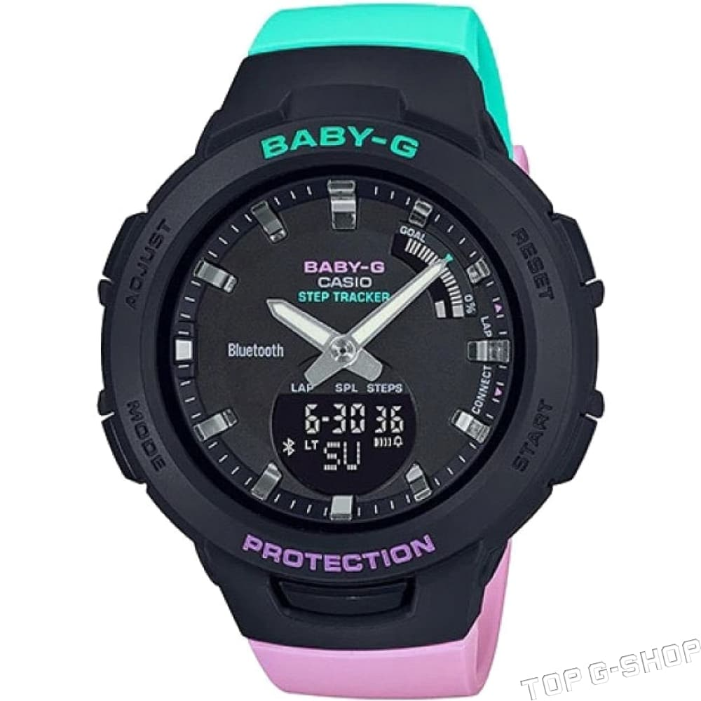 Casio Baby-G BSA-B100MT-1A