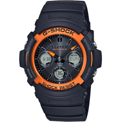 Casio G-Shock AWG-M100SF-1H4