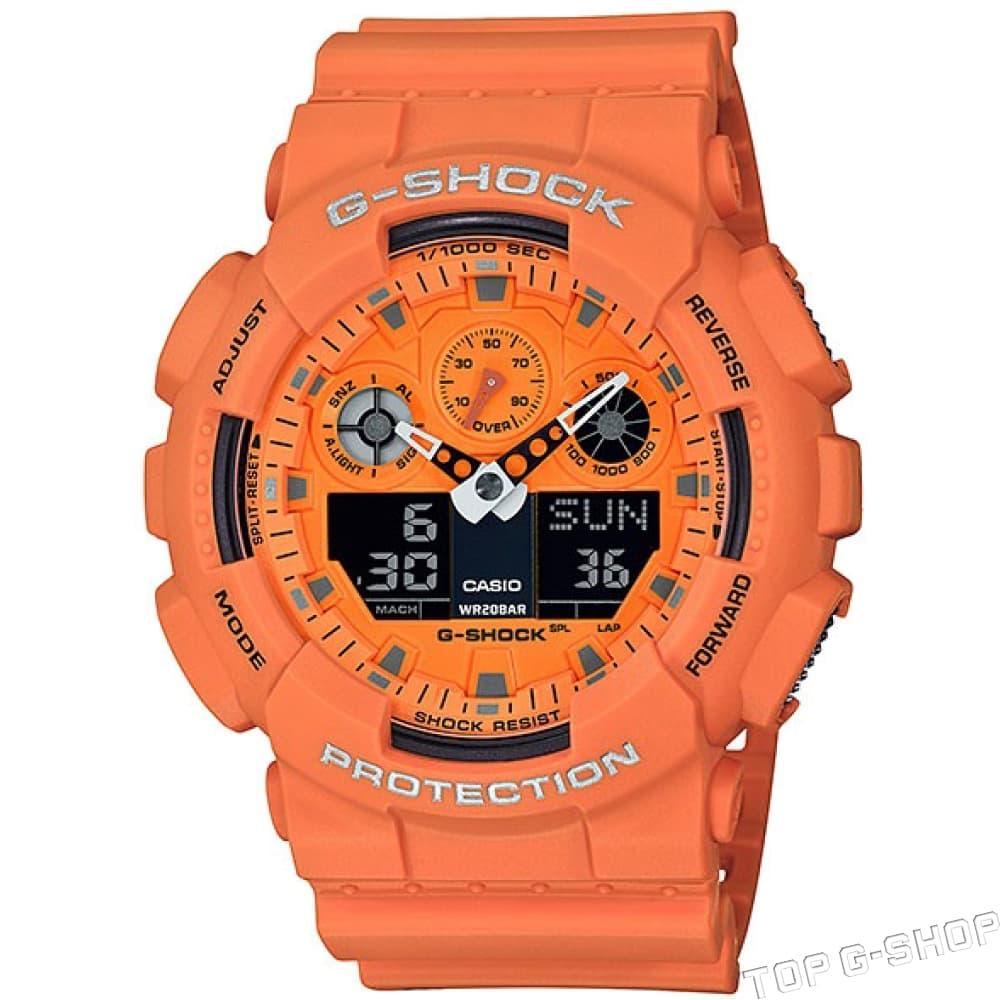 Casio G-Shock GA-100RS-4A