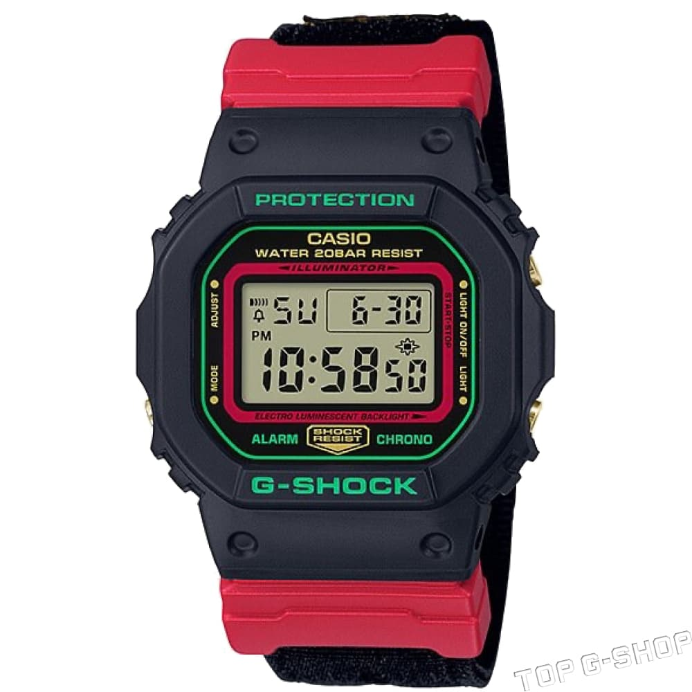 Casio G-Shock DW-5600THC-1E