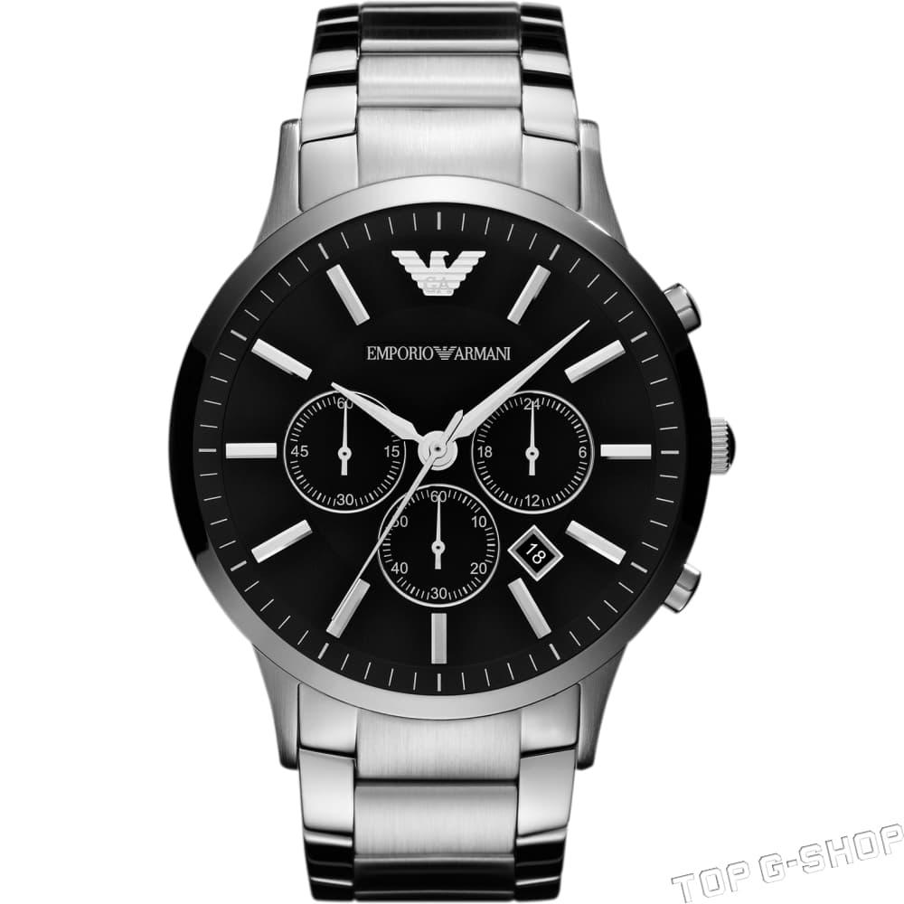 Как определить подделку, реплику и настоящие часы Armani