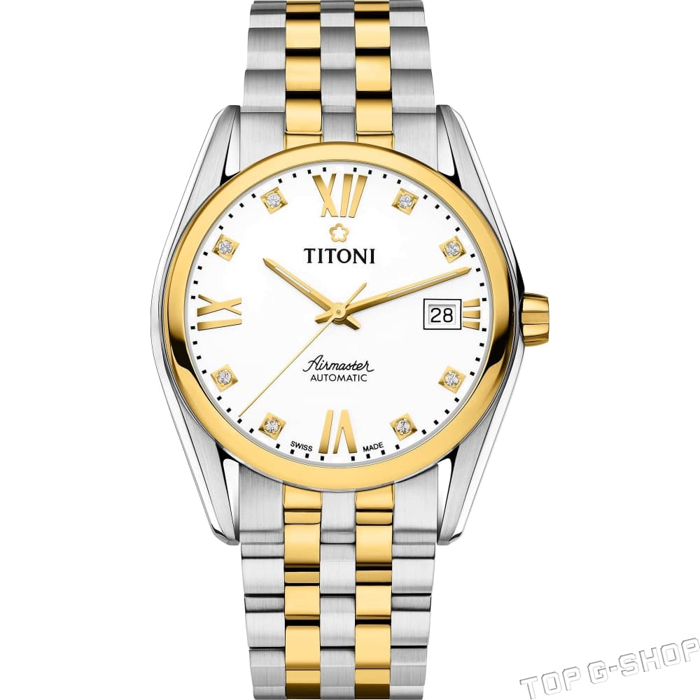Titoni 83909-SY-063