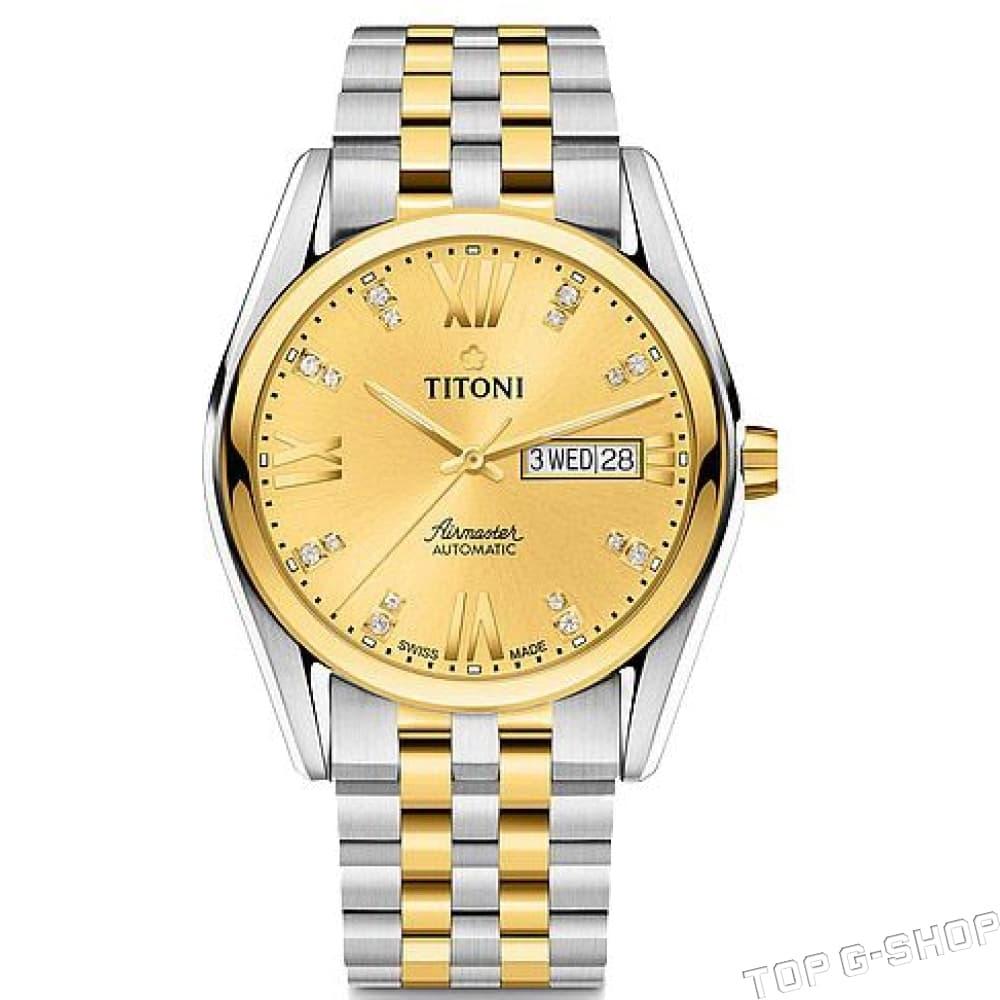 Titoni 93709-SY-615