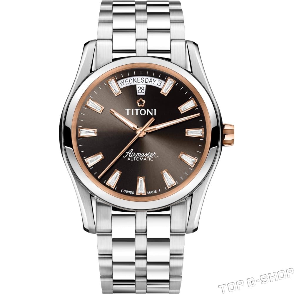 Titoni 93808-SRG-618