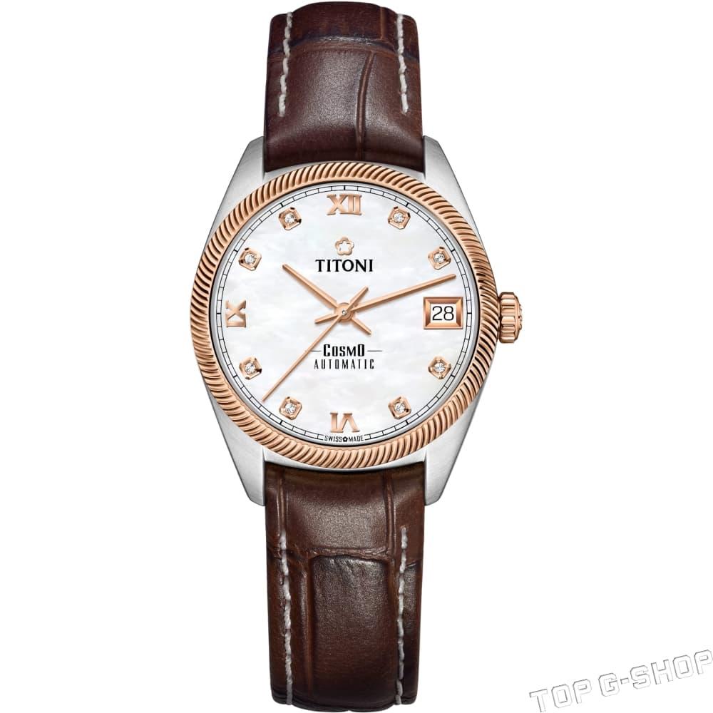 Titoni 828-SRG-652